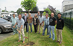 Tree Planting Day in Germany