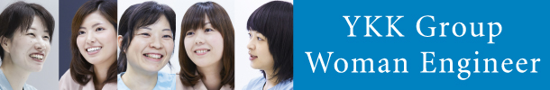 YKK Group Woman Engineer