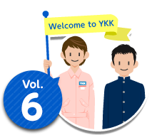 Welcome to YKK